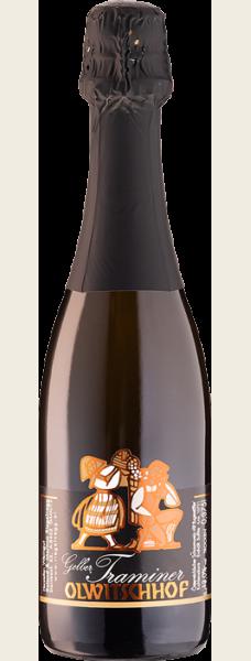 Gelber Traminer Schaumwein 2020 0,375 L